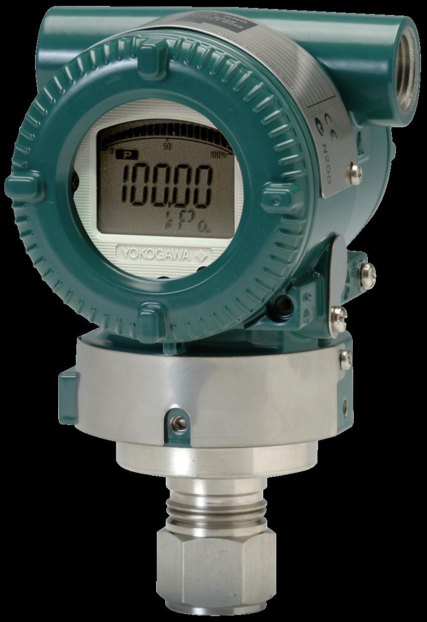 Датчик избыточного давления EJX530A ввертного монтажа