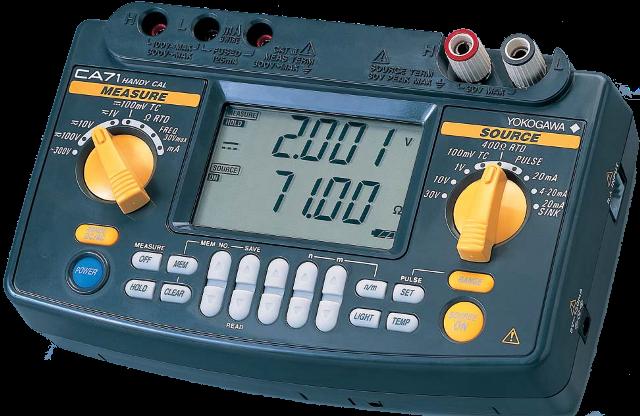 Калибратор электрических сигналов  CA51 / СА71