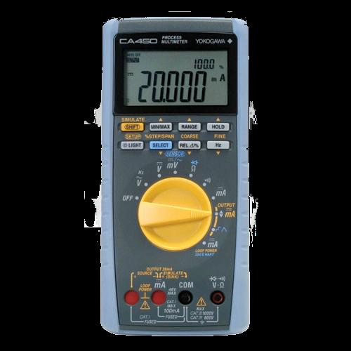 Мультиметр-калибратор цифровой для технологических процессов  СА450