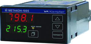МЕТАКОН-1005 измеритель технологических параметров, щитовой монтаж, RS-485