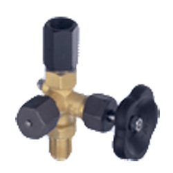 Игольчатый вентиль для манометра DIN 16 271
