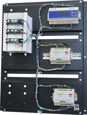 Силовой блок МБТМ3Ф60М2, 3 фазы, ток до 60А
