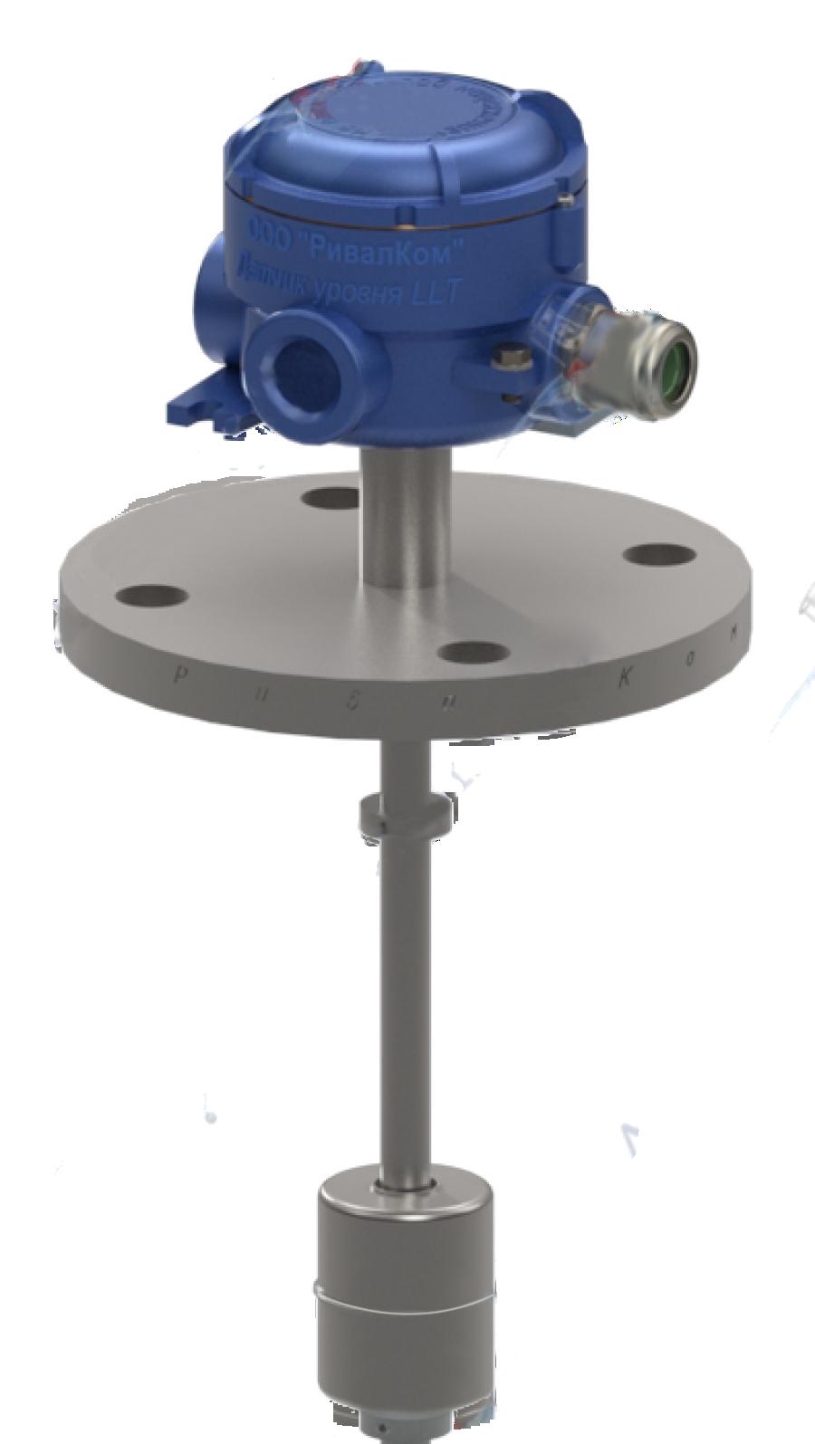Поплавковый потенциометрический датчик уровня LLT-RS