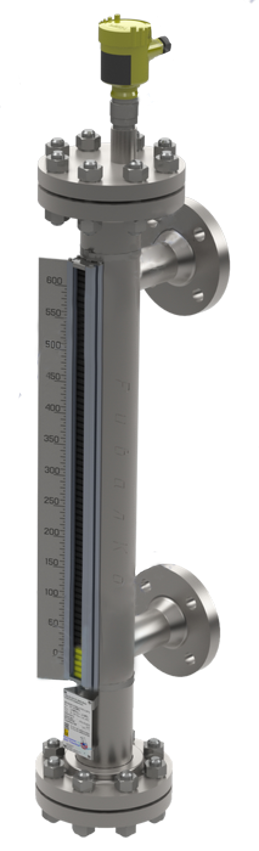 Указатель уровня LGB-CC с комбинированной камерой для рефлекс-радарного уровнемера