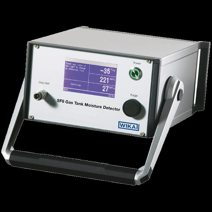 Анализатор для определения влажности элегаза GA20