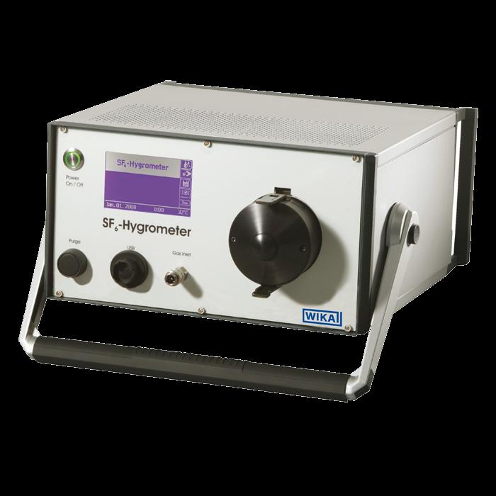 Анализатор для определения влажности элегаза GA40