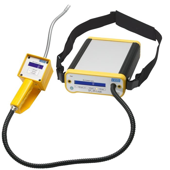 Газовый детектор GIR-10