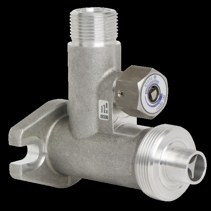 Герметичный газовый соединитель GLTC 10