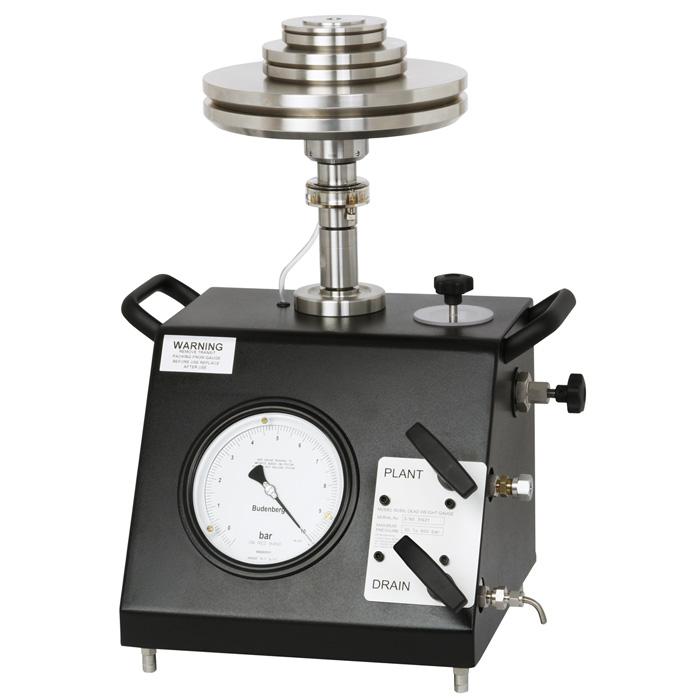 WIKA 80, 80L — оборудование проверки трубопроводов