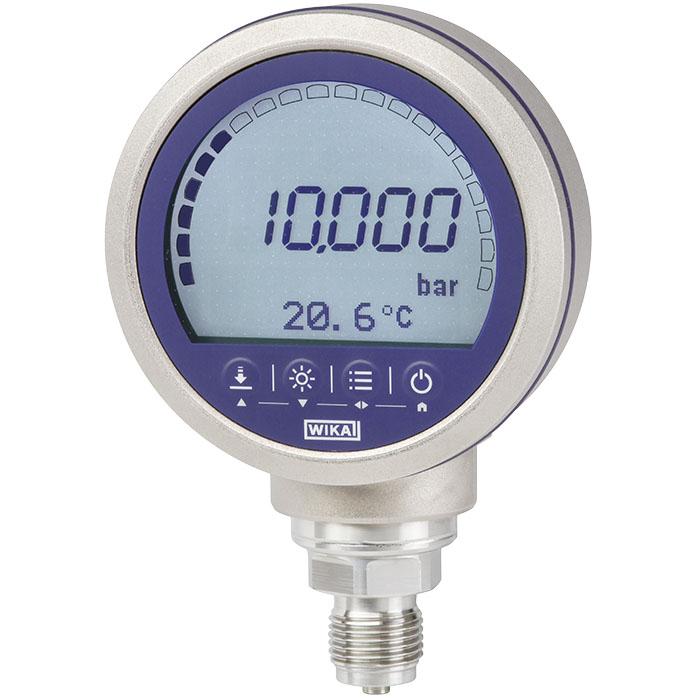 WIKA CPG1500 — высокоточный калибратор давления