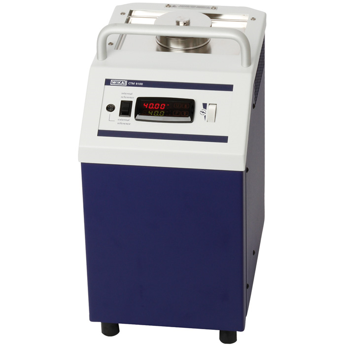 WIKA CTM9100 — многофункциональный калибратор температуры
