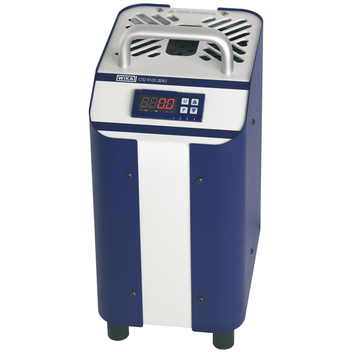 WIKA CTD9100-ZERO — сухоблочный калибратор температуры