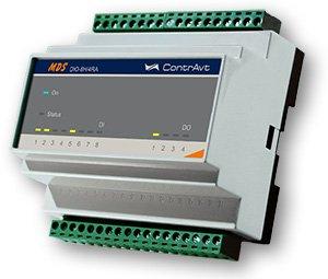 MDS DIO-8H/4RA Модули ввода-вывода дискретных сигналов высоковольтные