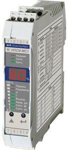 НПСИ-МС1 преобразователь мощности, действующих значений напряжения и тока, коэффициента мощности нагрузки промышленной сети