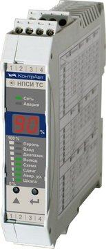 НПСИ-ПМ нормирующий преобразователь сигналов потенциометров и потенциометрических датчиков