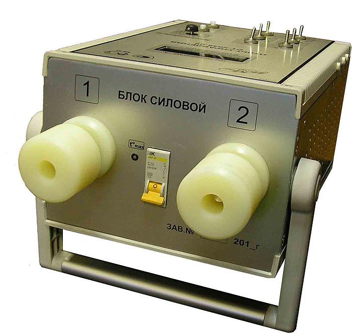 РТ-2048-02 Комплект нагрузочный измерительный с регулятором (на токи 20 — 2000А)
