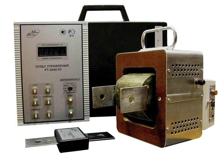 Комплект нагрузочный измерительный с регулятором тока РТ-2048-06