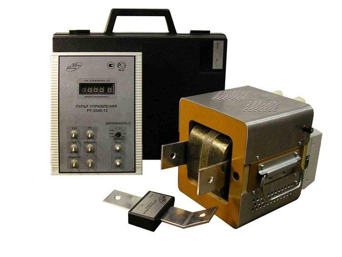 РТ-2048-12 Комплект нагрузочный измерительный с регулятором (на токи 100 — 12000А)
