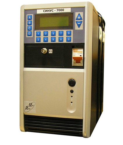 СИНУС-7000 Комплект для испытания автоматических выключателей переменного тока (100-7000А)