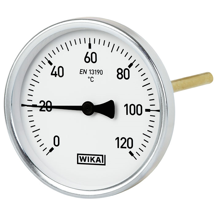 Биметаллический термометр A51