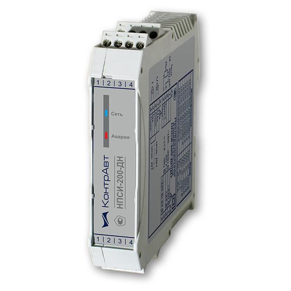 НПСИ-200-ДН, НПСИ-200-ДТ — нормирующие преобразователи действующих значений напряжения и тока