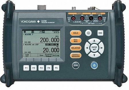 Калибратор давления CA700