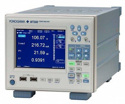 Измеритель мощности/анализатор качества электроэнергии WT500