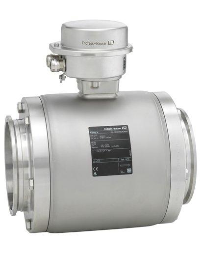 Расходомер электромагнитный Promag H 100