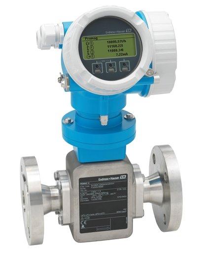Расходомер электромагнитный Promag H 200