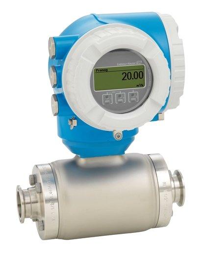 Расходомер электромагнитный Promag H 300