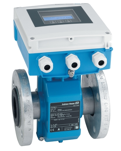 Расходомер электромагнитный Promag L 400