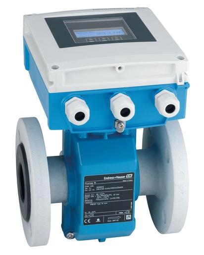 Расходомер электромагнитный Promag W 400