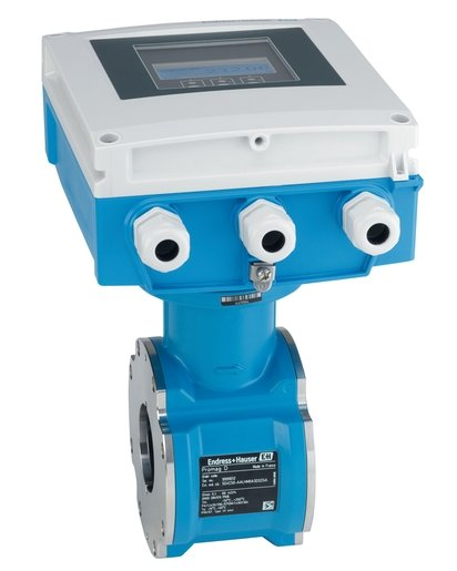 Расходомер электромагнитный Promag D 400