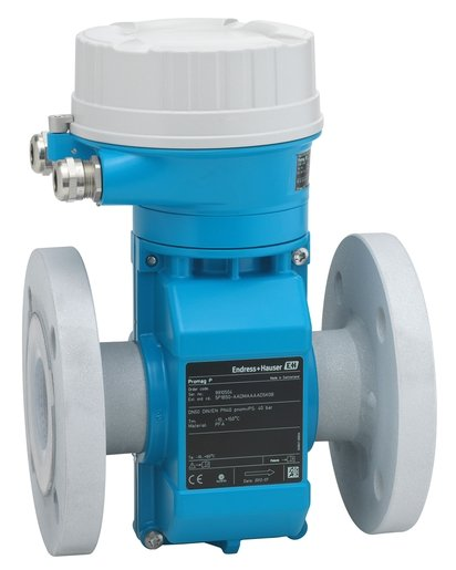 Расходомер электромагнитный Promag P 100